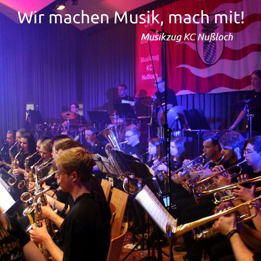 Musikzug KC Nußloch