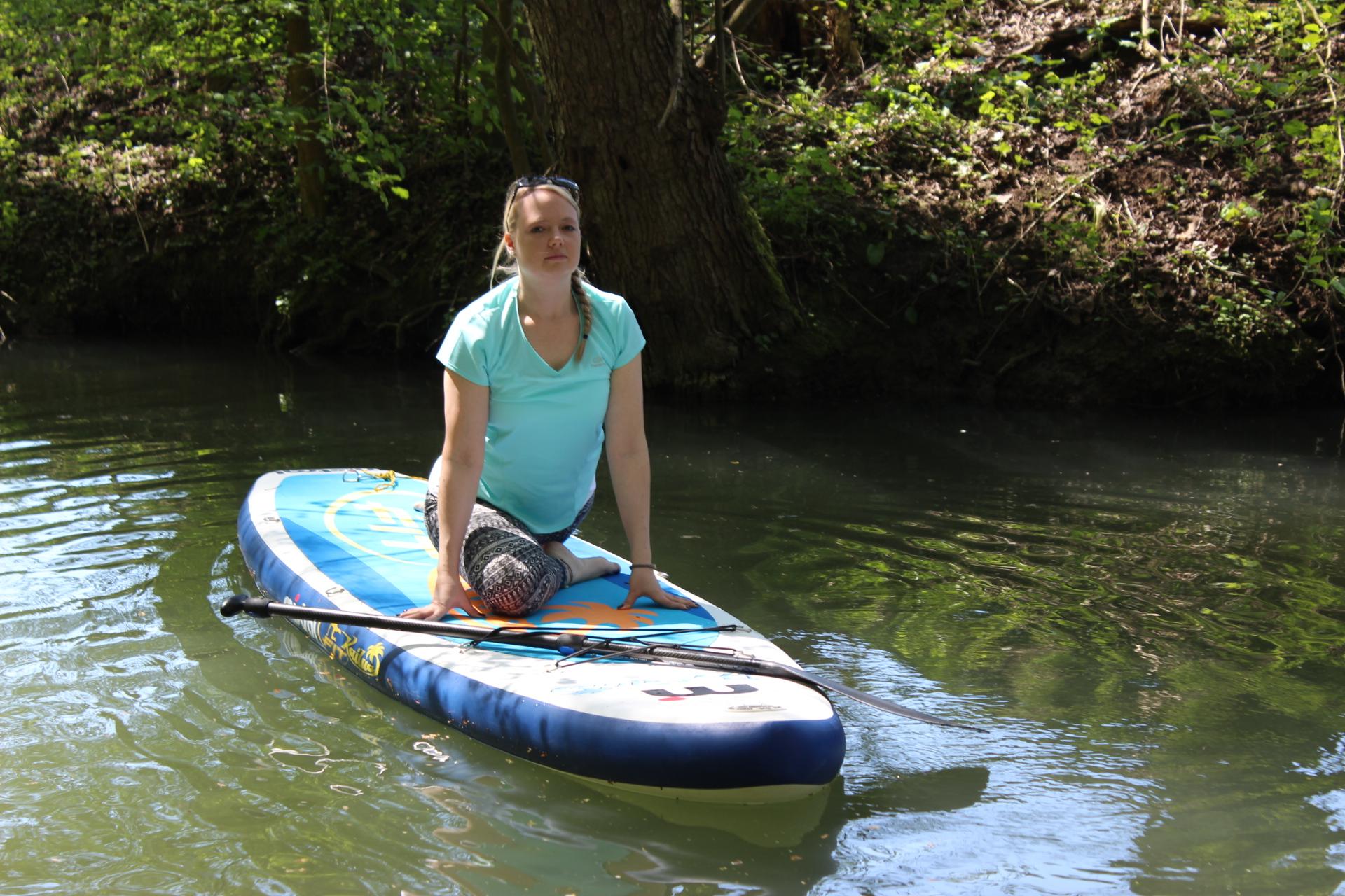 SUP-Yoga Sinsheim