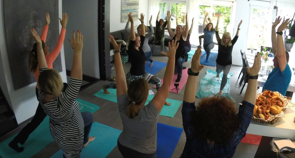 Yoga in Dossenheim Heidelberg