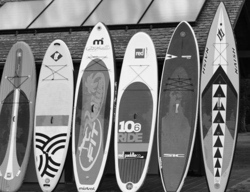 Dein erstes eigenes SUP-Board! Yeay! …und worauf du beim Kauf achten solltest (mit Gewinnspiel!)