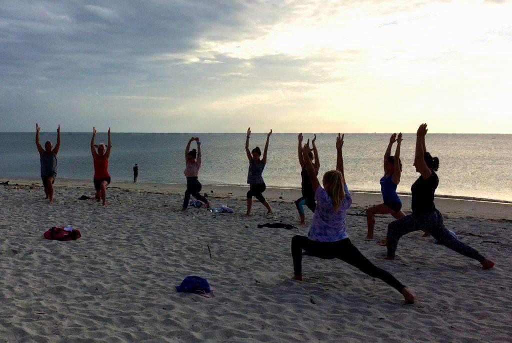 Yoga Reise Spanien
