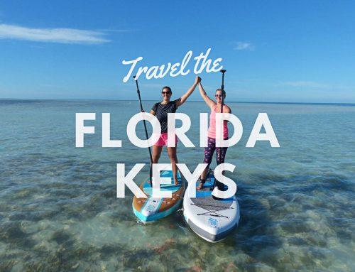 Gold-Gewinner: Unsere Stand-up-Paddling Reise auf die Florida Keys